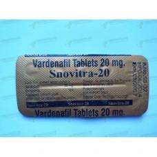 Snovitra 20 (Левитра 20 мг)